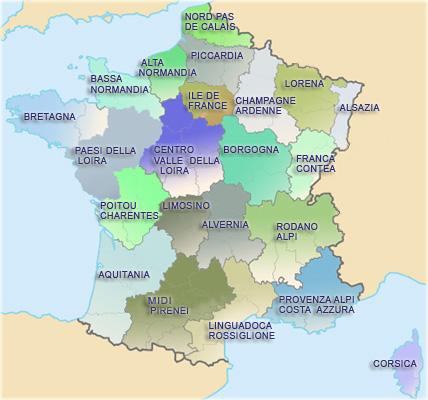 Viaggio Storico Artistico Tra Le Regioni Francesi