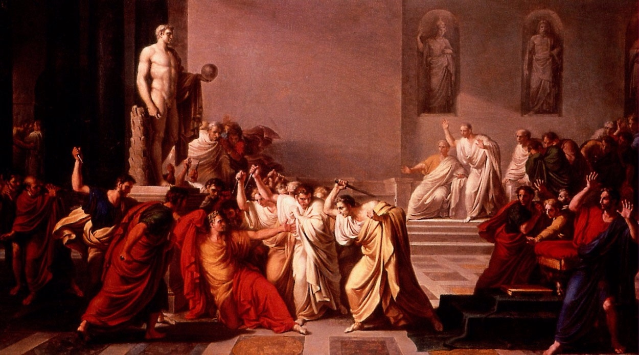 brutus and idealism