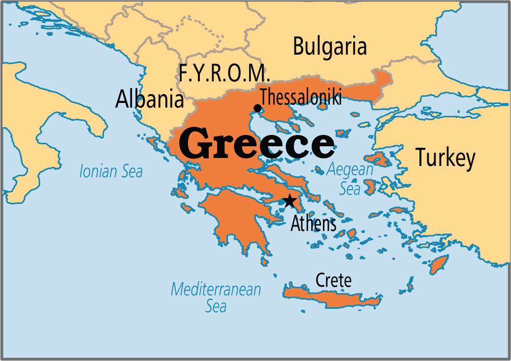 The Capital Of Greece Is AthensTheir Current President I - Where is athens