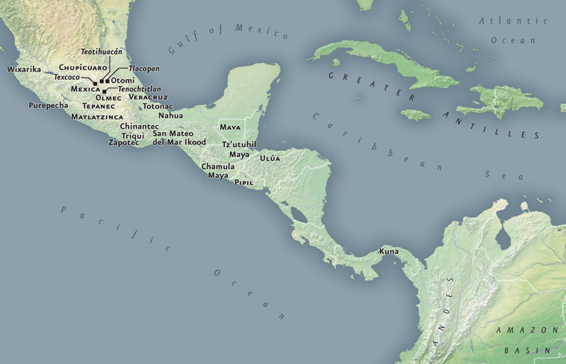 Aztec stuff in the mesoamerica map thinglink gumiabroncs Image collections