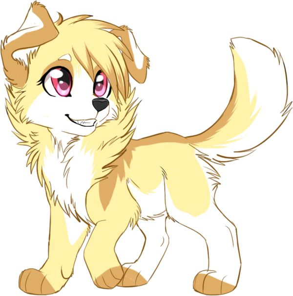 Cutest Anime Fox In The World Even Though It Is A Drawing