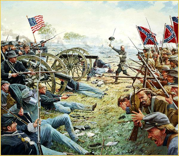 an overview of the story of battle at gettysburg during the civil war and the novel the killer angel Loperfido's introduction offers both background information on benton and a general overview of civil war military medicine organization and practices helping fill.