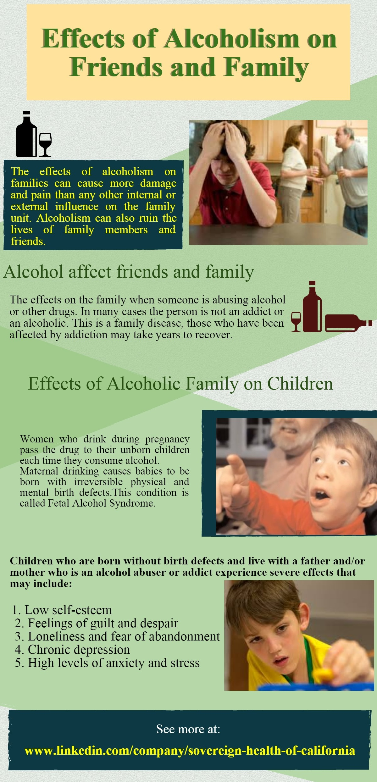 effects of an alcoholic father