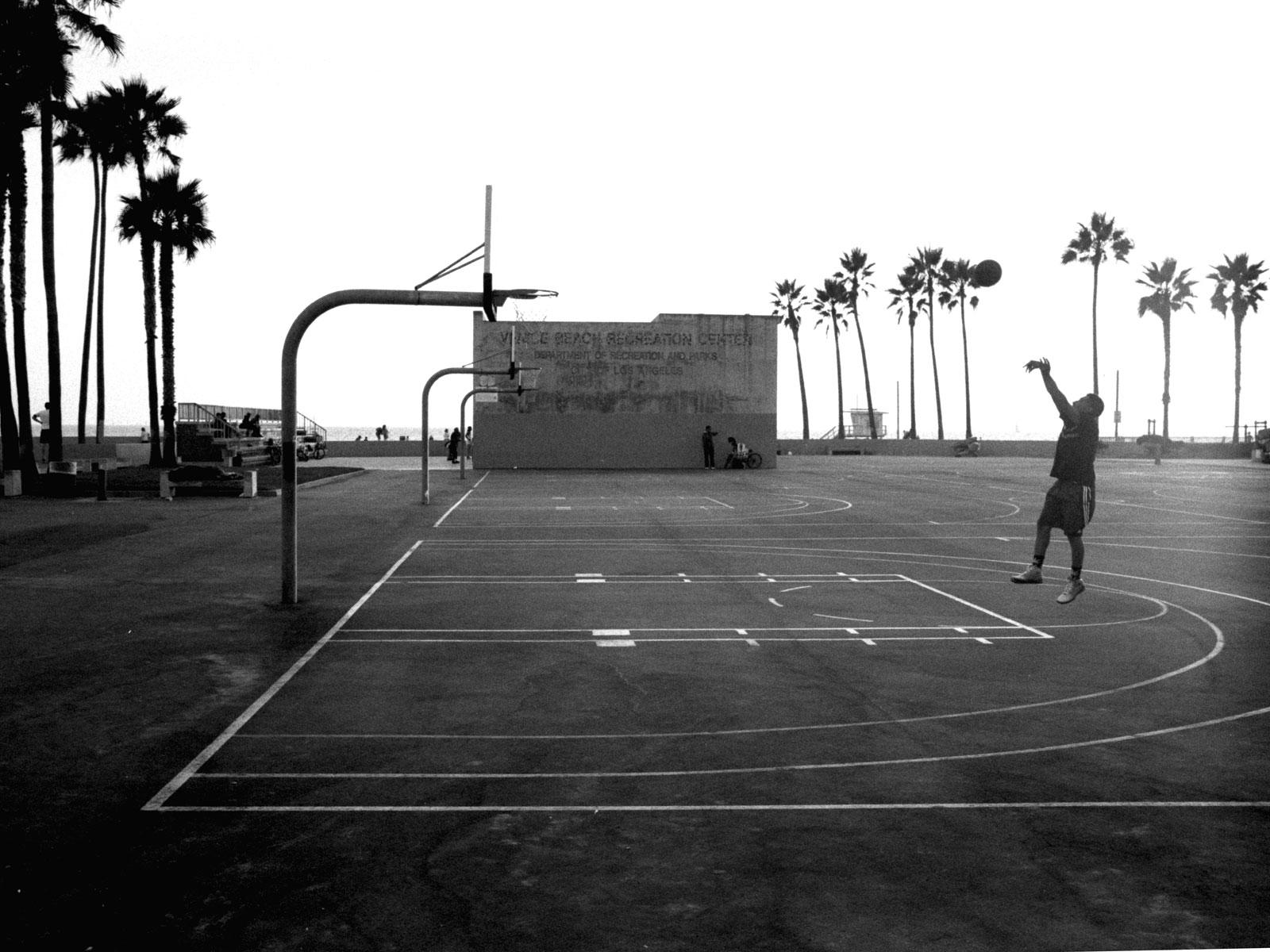 Slam Dunk And Hook By Yusef Komunyakaa