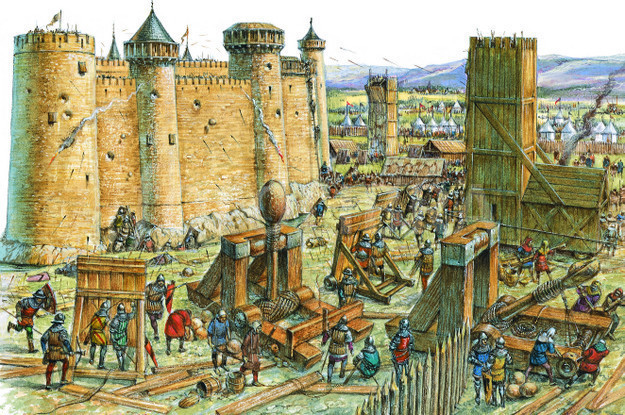 castle under attack (BMS) - ThingLink