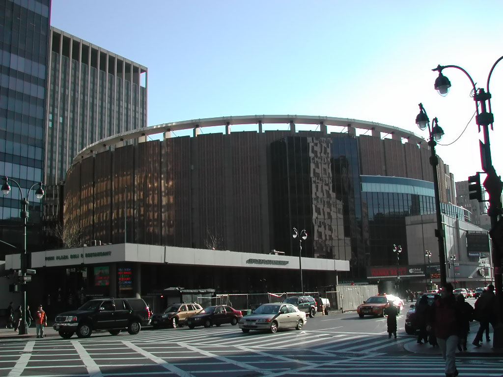 Superieur Madison Square Garden
