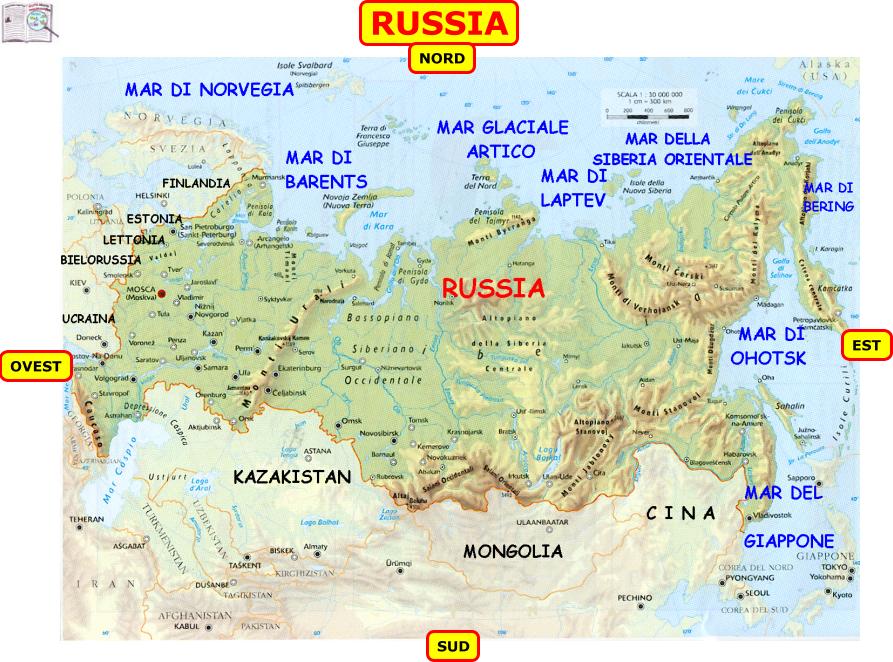 Cartina Siberia Russia.Volga Il Fiume Piu Lungo D Europa Ha Le Sue Origini Nel