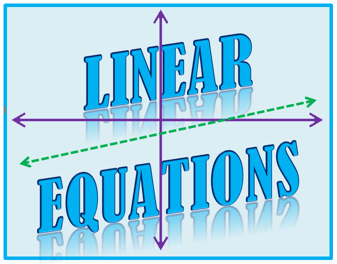 How to Solve A System of linear equations - ThingLink