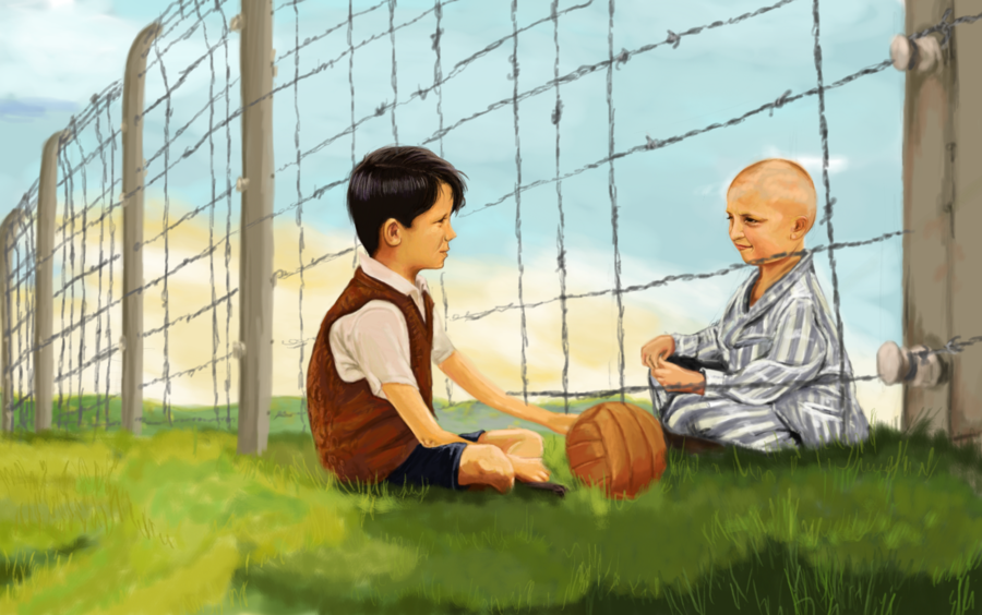 The Boy in the Stripped Pajamas - ThingLink