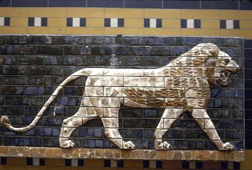 Mesopotamian Art - ThingLink