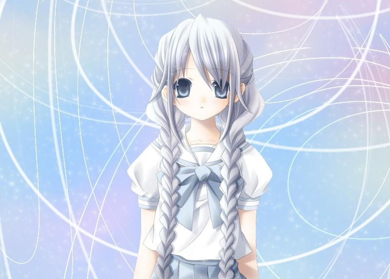30+ Little Anime Girls  Gif