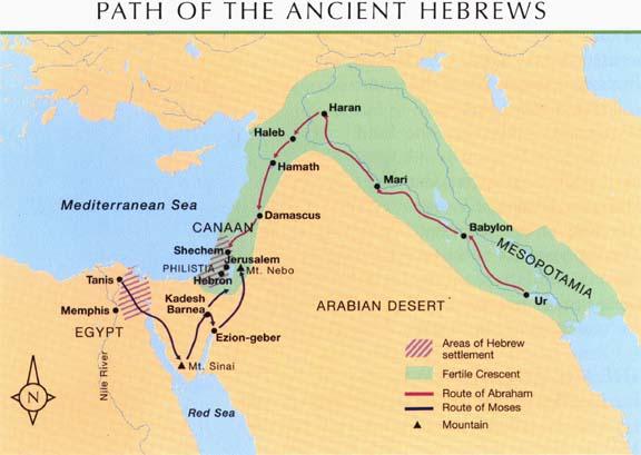 The Hebrew Kingdoms - Lessons - Tes Teach