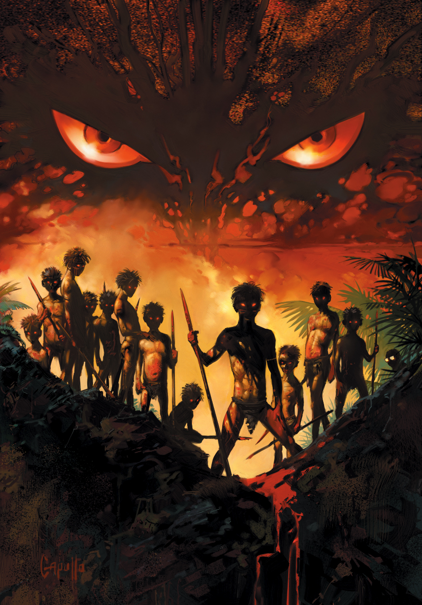 jack and ralphs fight for the position of leader in the novel lord of the flies by william golding