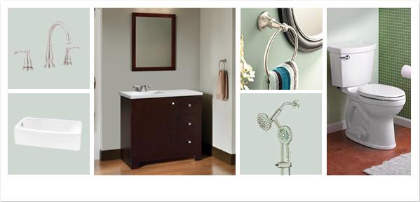 Bathroom Vanities Ventura ventura vanity in java - the home depot bath collage - thinglink