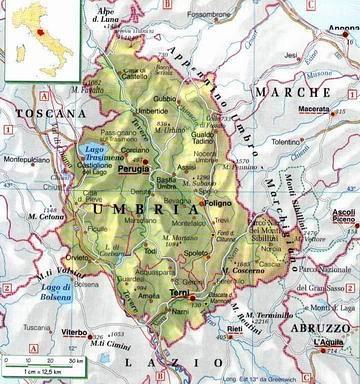 Umbria Cartina Geografica Fisica.Perugia Cerca Con Google