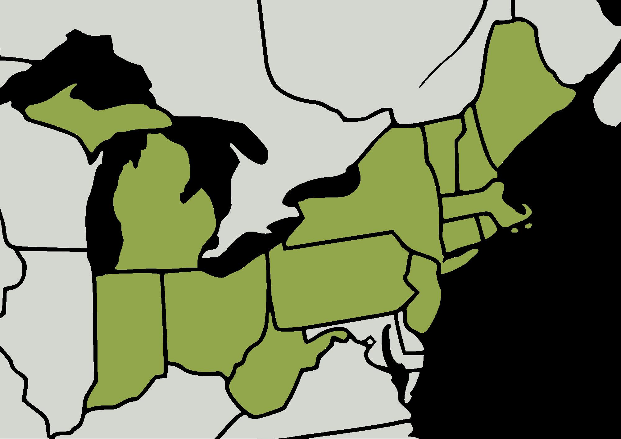northeast region   ThingLink