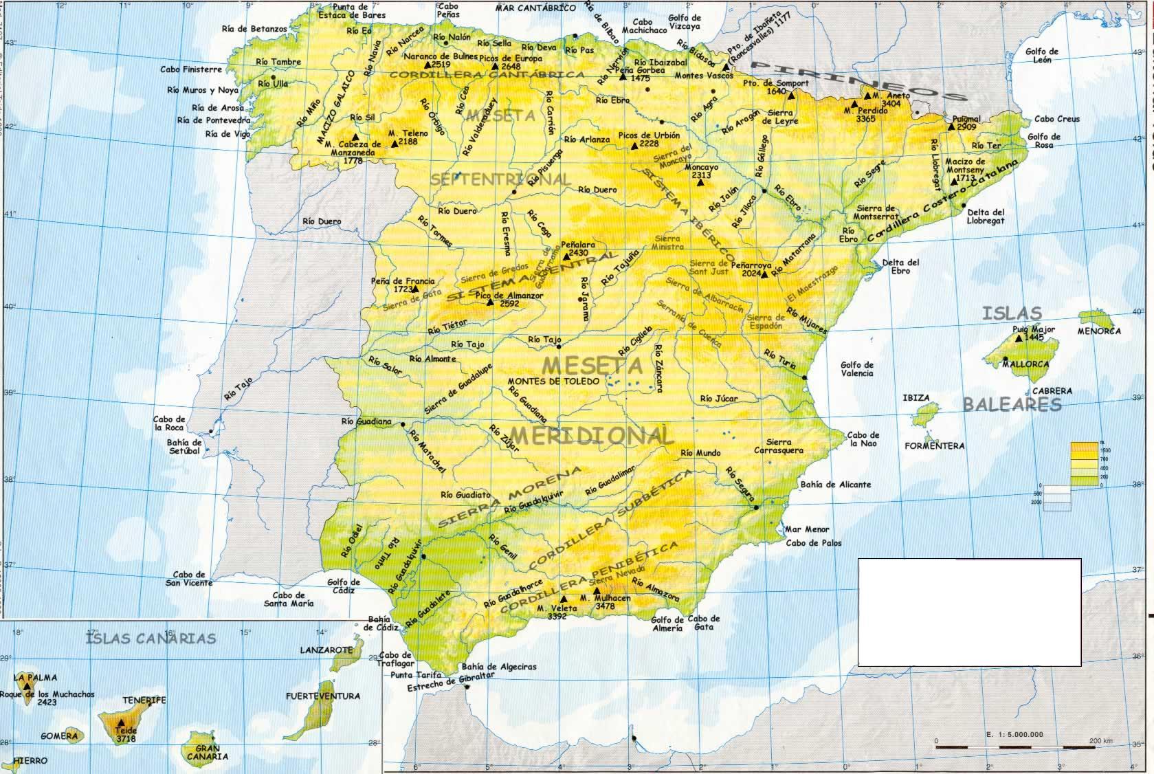 Mapa De Espana Pdf.Vuestros Mapas De Espana