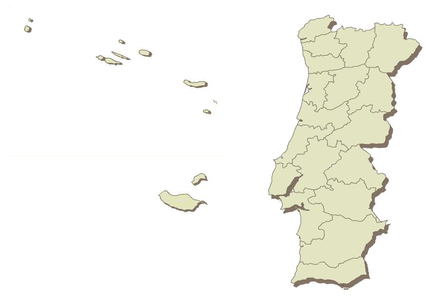mapa de portugal continental e insular Portugal Continental e Insular   ThingLink mapa de portugal continental e insular