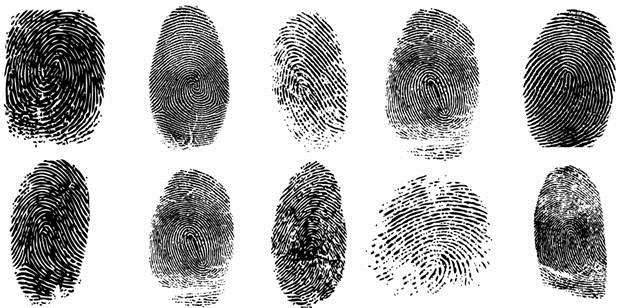 Image result for fingerprints at a crime scene