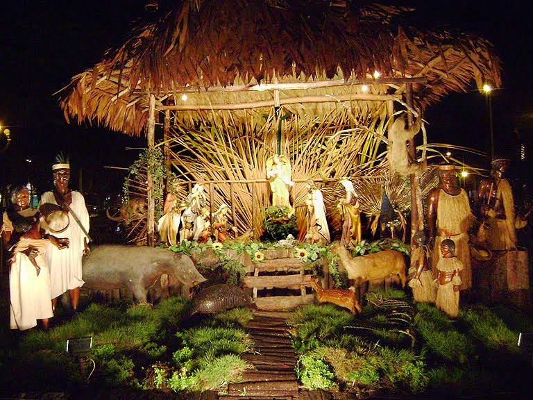 Peru Christmas Traditions - ThingLink