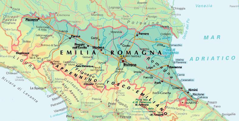 Cartina Politica Emilia Romagna Dettagliata.Andrea Costa E Anna Kuliscioff Immagini Ad Introduzione Del Post