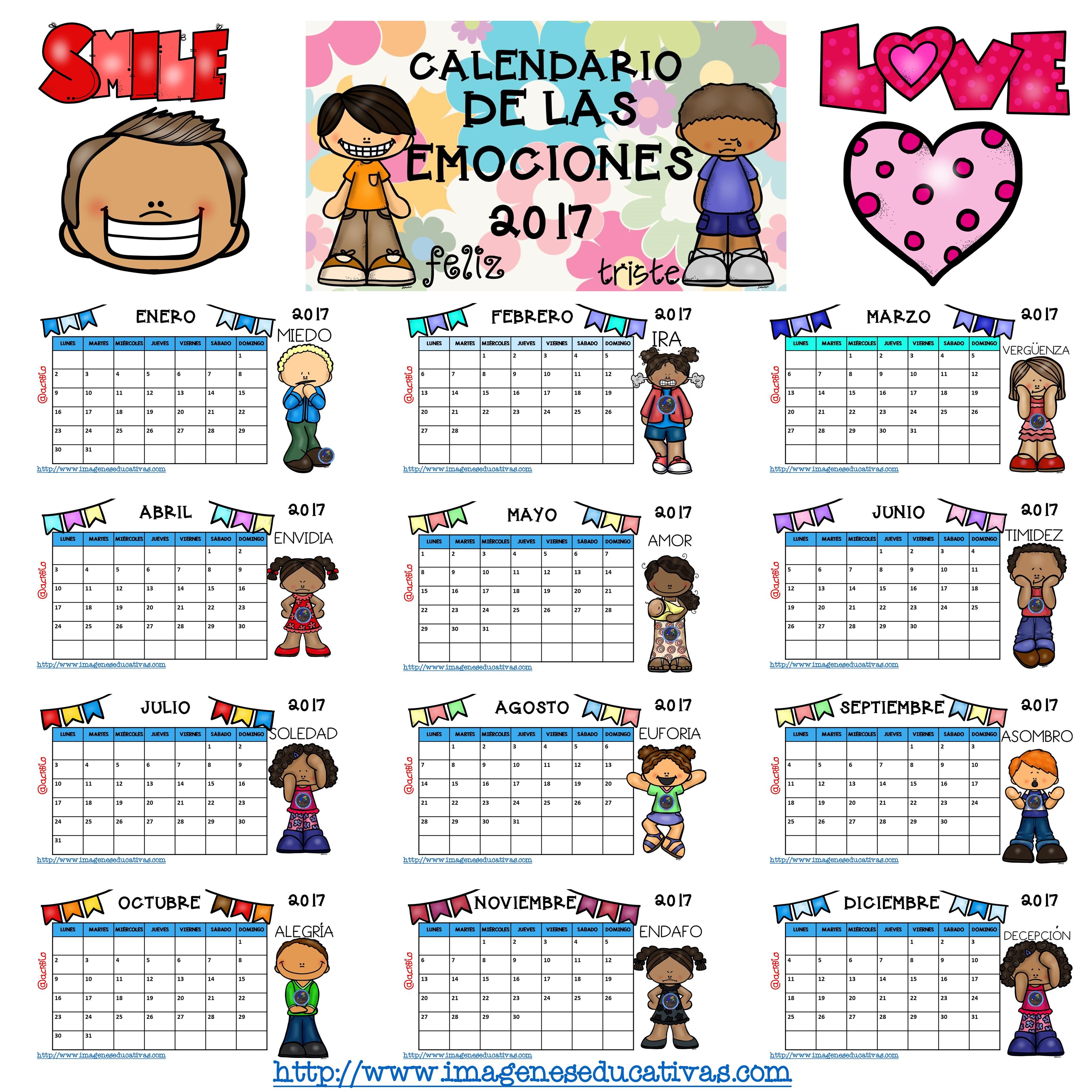 El Calendario 2017