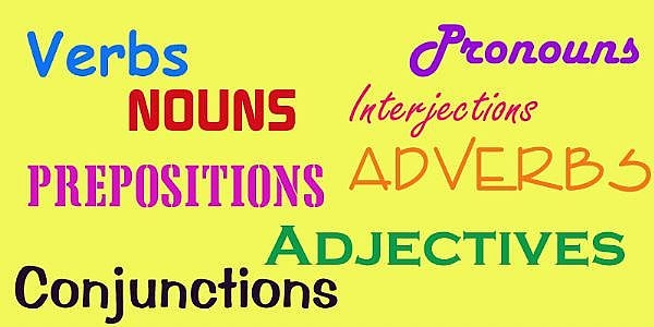 Verbs are used in a sentence to give action , Nouns are i