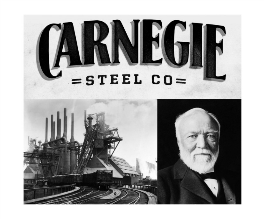 andrew carnegie and the opportunity of the united states