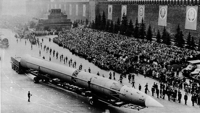 weapons of the cold war The cold war period of much conflict and tension was between the united states and the soviet union, along with their respective allies, was from the middle of the1940s until the early part of the 1990s the building up of nuclear weapons was maybe.
