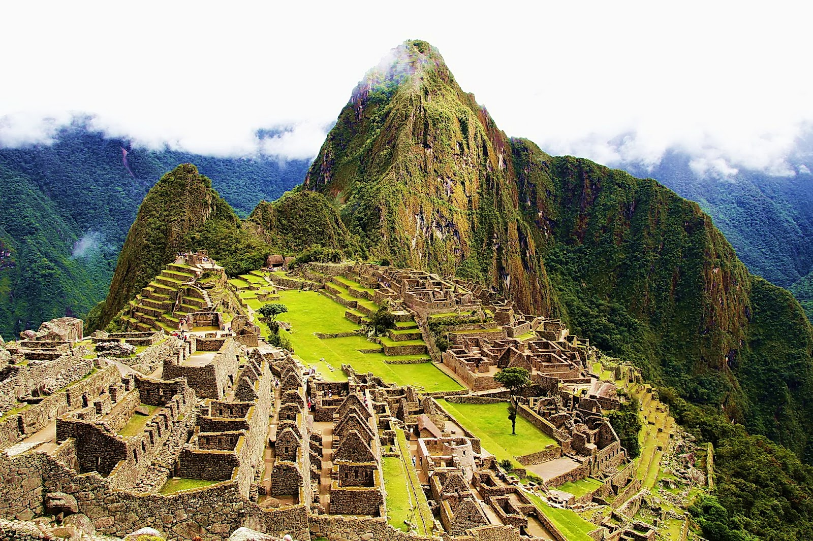 The Ancient Incan City of Machu Picchu - ThingLink