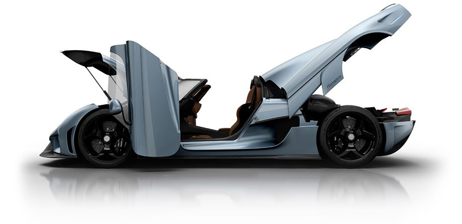 The Koenigsegg Agera R Engine  ThingLink
