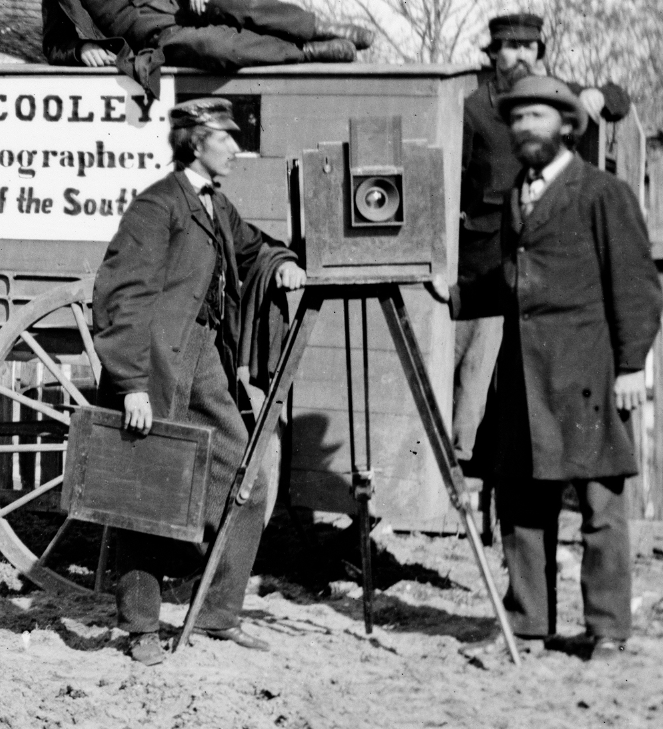 Photography in the Civil War ThingLink
