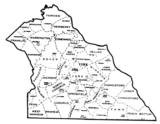 York County Tax Rates Thinglink: York County Pa Map At Slyspyder.com
