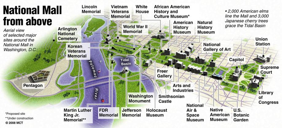 White House Capitol Building US Supreme Court Building - Us supreme court map
