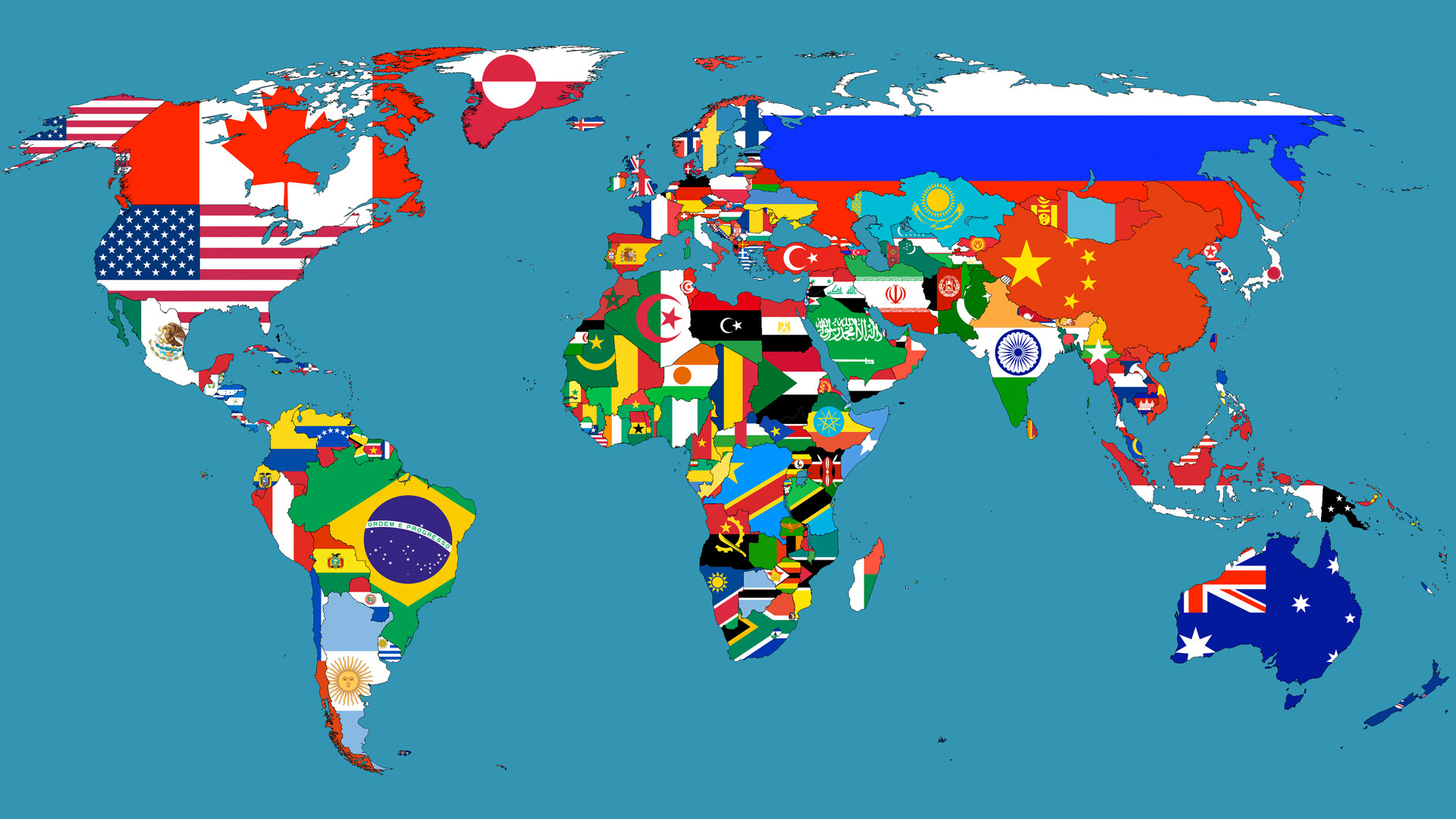World Map ThingLink - Wold map