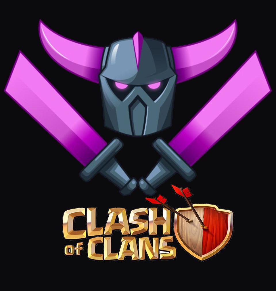 картинки из clash of clans пекка