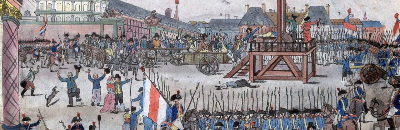 the role of maximilien robespierre in the french revolution