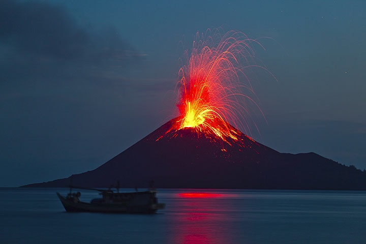 Image Result For Krakatoa Volcano Facts About Deadly Eruption