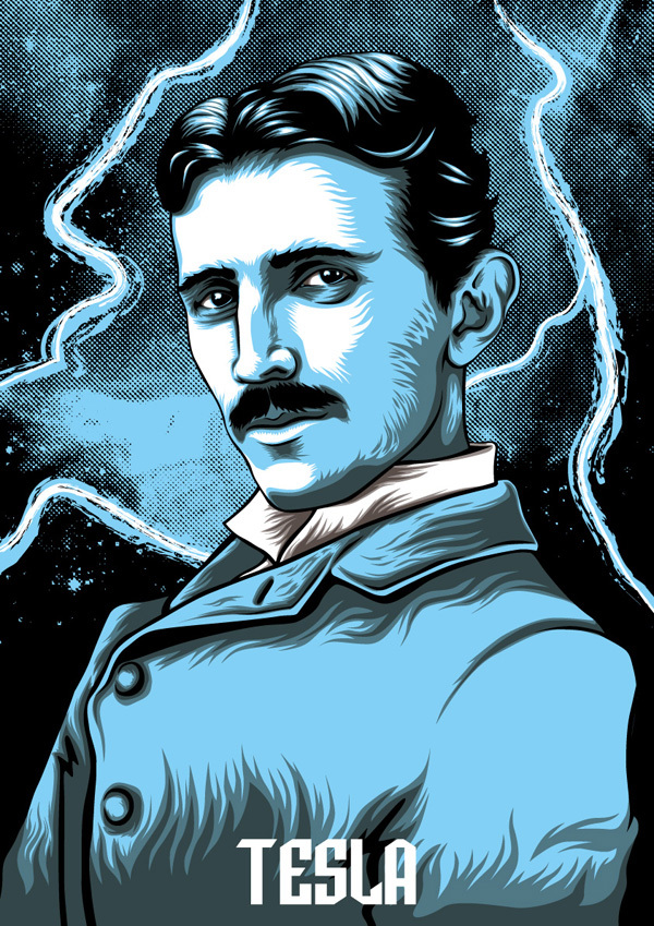 Jahniya Reefer Nikola Tesla