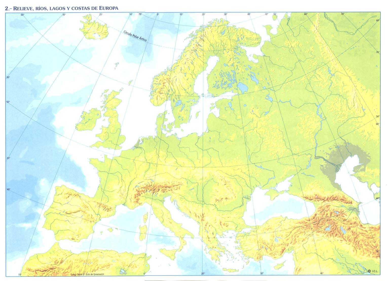 Sistemas Beticos Mapa Fisico.Sistemas Beticos Peninsula Iberica Meseta Central Pir