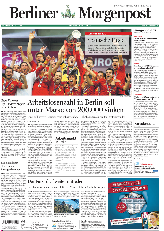 Berlin Schlagzeilen