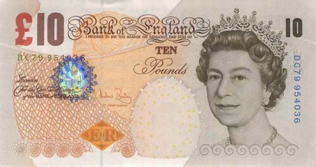 The U K S Currency Is British Pounds