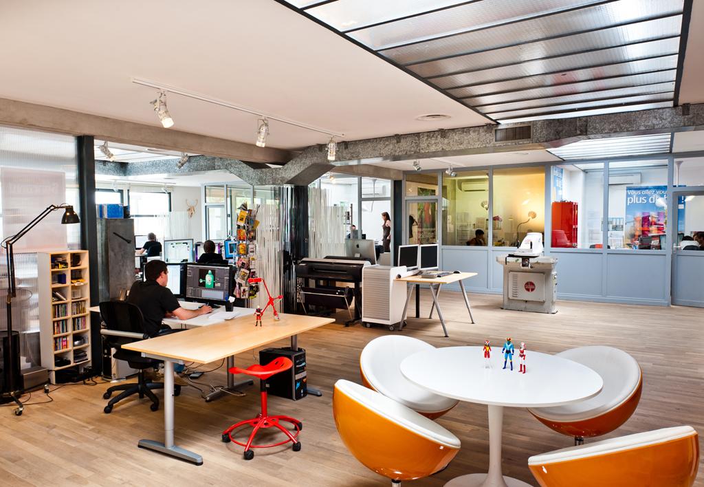 Oficina/despacho empresa de diseño - ThingLink