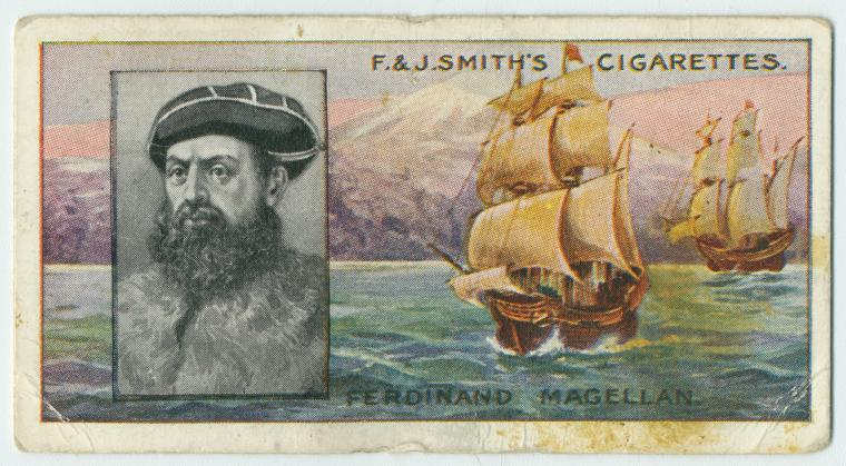 a biography of ferdinand magellan an explorer