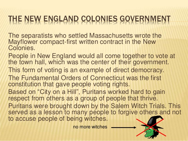 contrast the economic social and the political differences between the new england colonies and the  These areas were the new england and the chesapeake regions later in the late 1700s, these two regions would go though many conflicts to come social differences are one of the reasons new england and chesapeake developed into two distinct societies people in england were tired of.