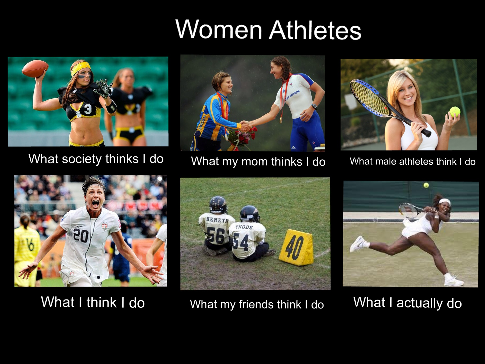 gender inequality in sports Gender inequality in sport coverage of women's sports lags far behind men's and focuses on female athletes' femininity and sexuality over their achievements on the court and field.