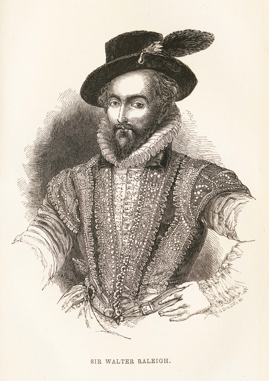sir walters character in a chaste Character analysis belphoebe, the chaste and powerful huntress who makes various guest-appearances throughout the poem  sir walter raleigh.