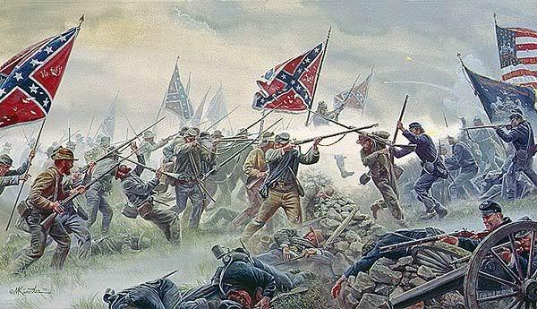Battle of Gettysburg - ThingLink