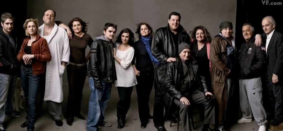 Cast of The Sopranos Season 1 (2007)