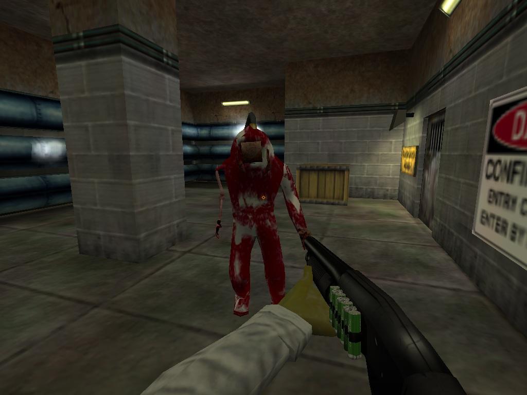 Скачать игру half-life